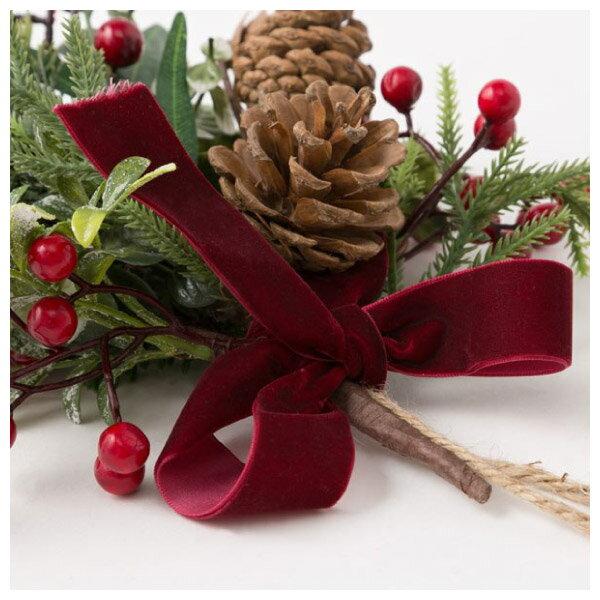 聖誕裝飾花束 RED NITORI宜得利家居 5