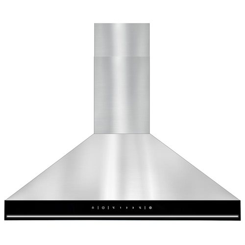 AKDY Stainless Steel Wall Mount Touch Control Kitchen Range Hood Vent 1