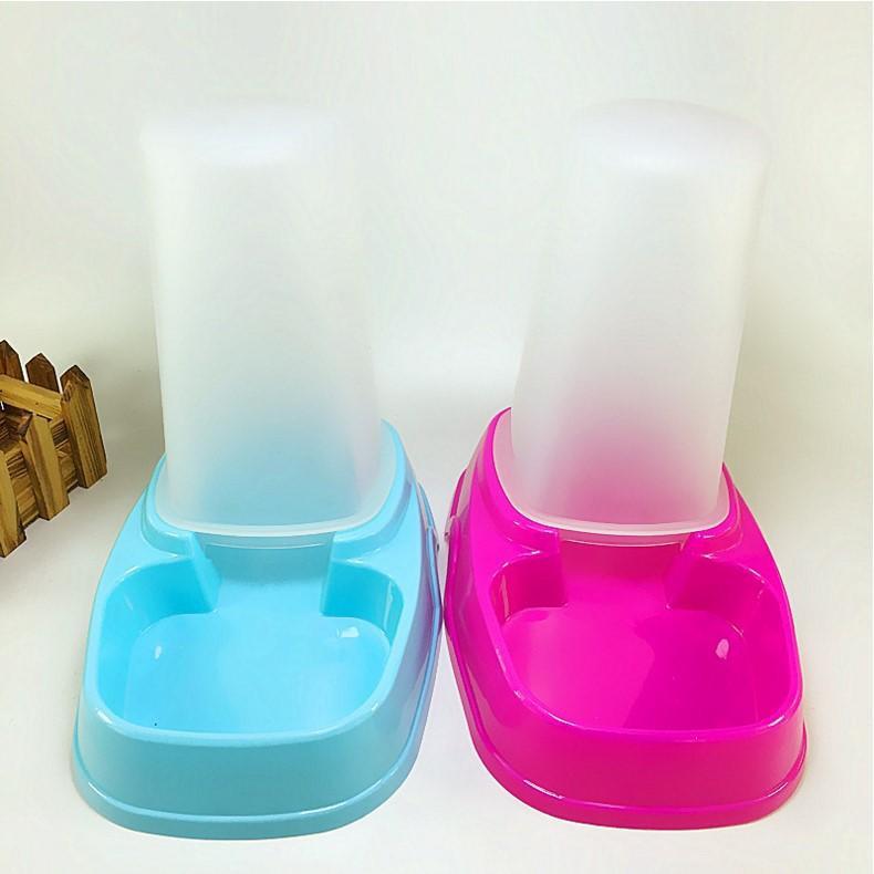 【寵物自動餵食器42313】 飼料器 寵物座式自動餵食器 組合飲水器 餵食機 投食餵食器 定量餵食器DIGIT1214劉