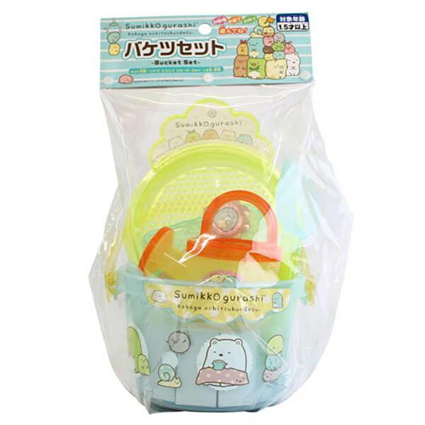 【角落生物 玩沙工具組】角落生物 玩沙工具組 玩具組 角落小夥伴 日本正版 該該貝比日本精品