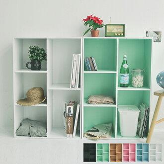 漾采粉嫩五格空櫃(6色) MIT台灣製 完美主義 屏風 收納 衣櫃 收納櫃 Q BOX【Q0143】