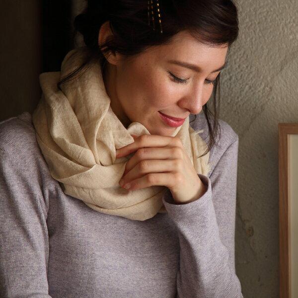 【Kyoto】有機棉輕柔長巾 日本製 1