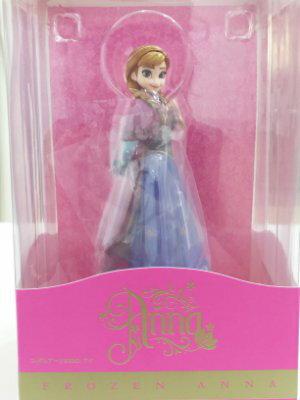 冰雪奇緣 Frozen 艾莎 ELSA 安娜 ANNA 立體公仔 立體模型 玩具 正版日本進口 * JustGirl *