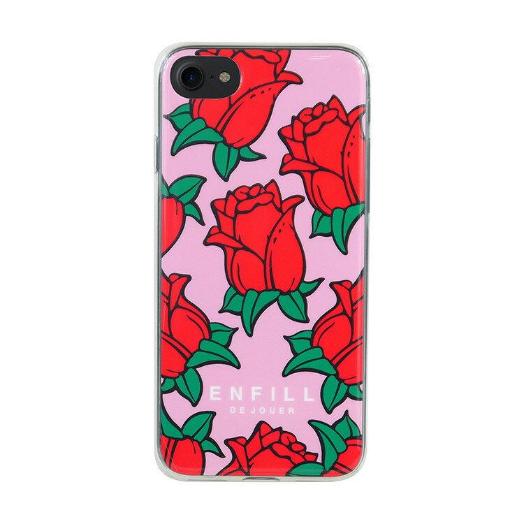 Candies TPU系列 iPhone 7 7 Plus 薔薇之愛