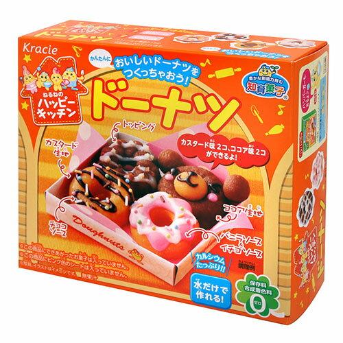 有樂町進口食品 日本進口 kracie 知育果子 甜甜圈 4901551354016 - 限時優惠好康折扣