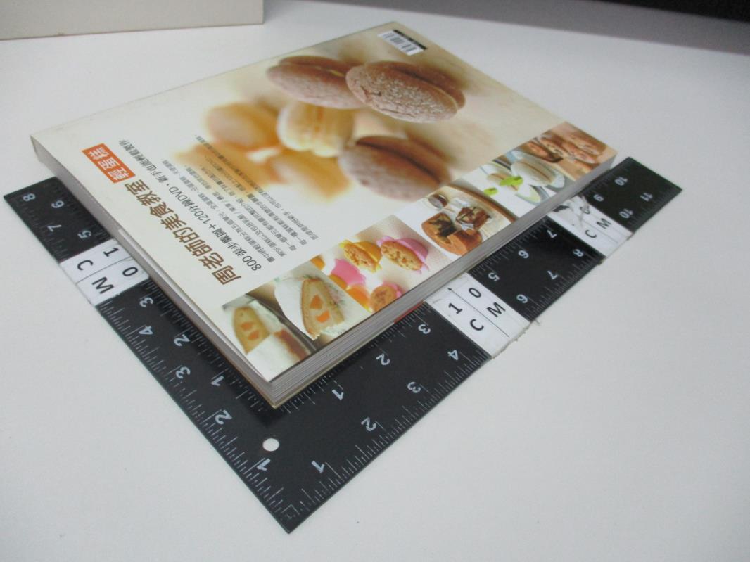 【書寶二手書T9/餐飲_ELP】周老師的美食教室輕蛋糕_周淑玲