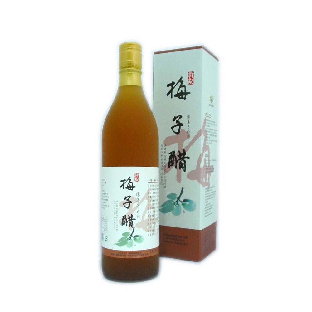 祥記 陳年梅醋 600ml