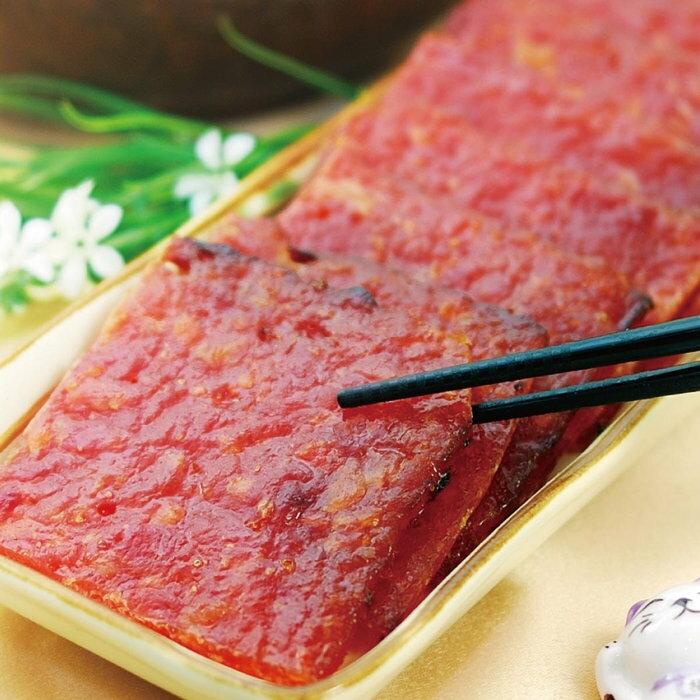 (買1送1)金牌蜜肉干【裕芳金條肉干】