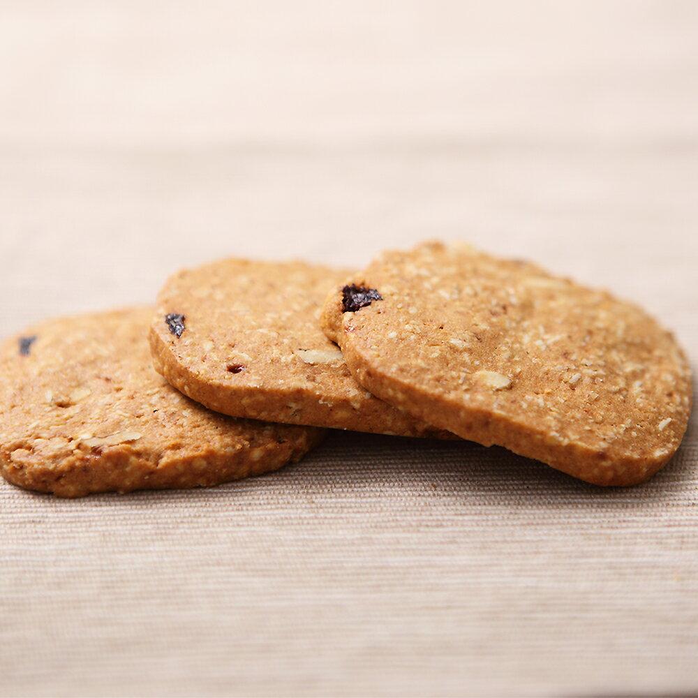 【午茶夫人】手工餅乾 核桃香脆 - 200g / 罐 ☆ 遵循傳統配方,高級進口核桃、燕麥、葡萄乾的完美結合 ☆ 2