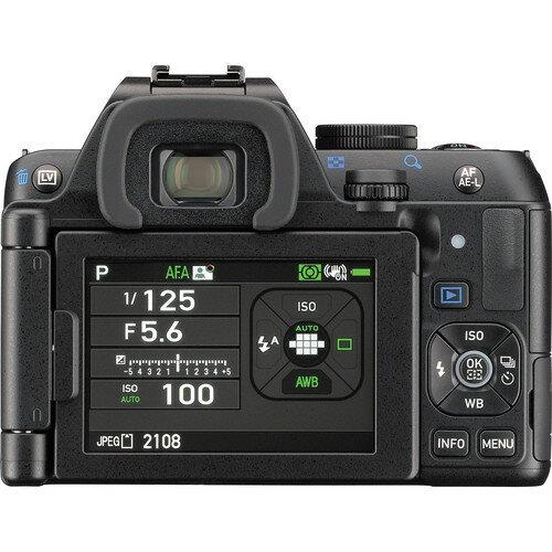 Pentax K-S2 DSLR Camera with 18-50mm Lens (Black) 11599 3
