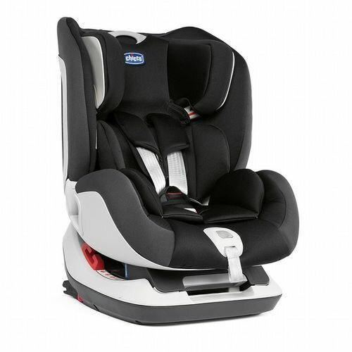 Chicco Seat up 012 Isofix 安全汽座(汽車安全座椅)-搖滾黑 贈汽座保護墊★衛立兒生活館★