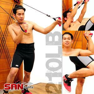 【SAN SPORTS】重量級門扣拉繩戰士(門上拉力器門板拉力繩.彈力繩拉力帶彈力帶.運動健身器材.推薦哪裡買)C172-XF01
