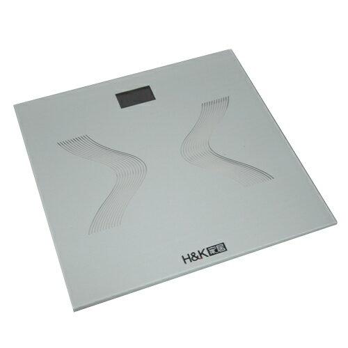 H&K家居電子體重計-EB2892【愛買】