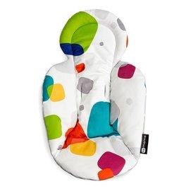 【淘氣寶寶】美國【4moms】媽媽抱新生兒襯墊-繽紛磚【百貨專櫃正品●品質有保證】