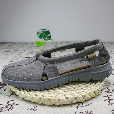 僧鞋 相牌羅漢鞋夏季網面和尚鞋透氣防臭比丘鞋僧人涼鞋軟底居士鞋『CM35762』