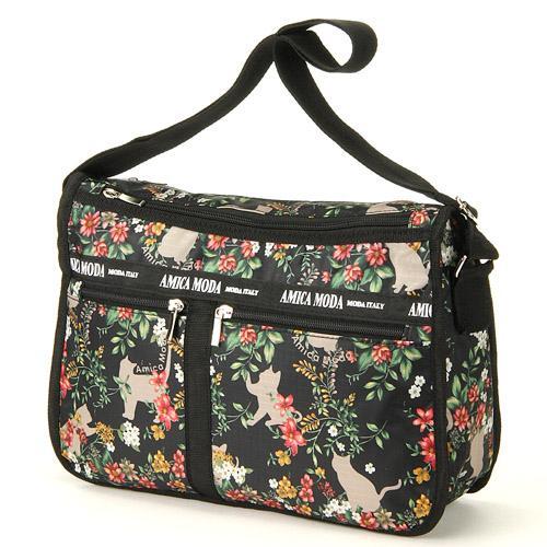 日本代購預購 日本喵星人貓咪 側背包 休閒包 斜背包 外出包 543-269 15