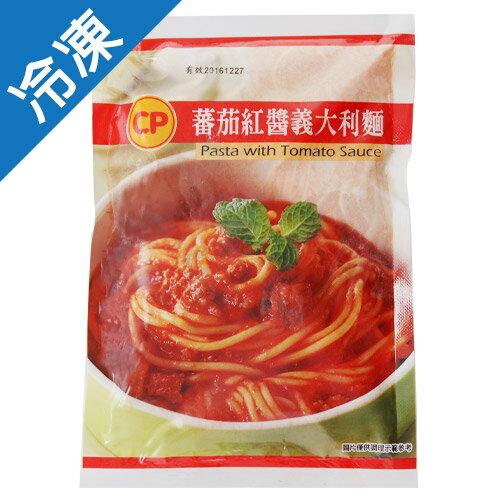 卜蜂番茄紅醬義大利麵230G/包【愛買冷凍】