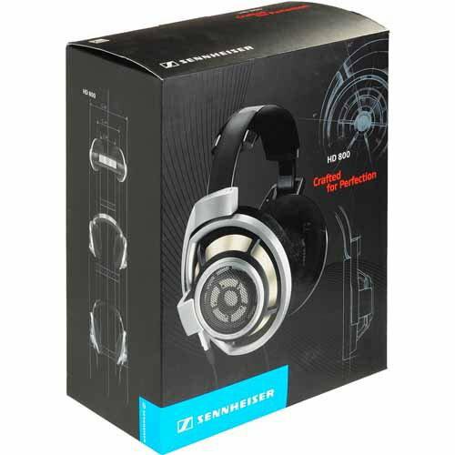SENNHEISER HD800 旗艦 Hi-Fi 耳罩式耳機 店面提供試聽