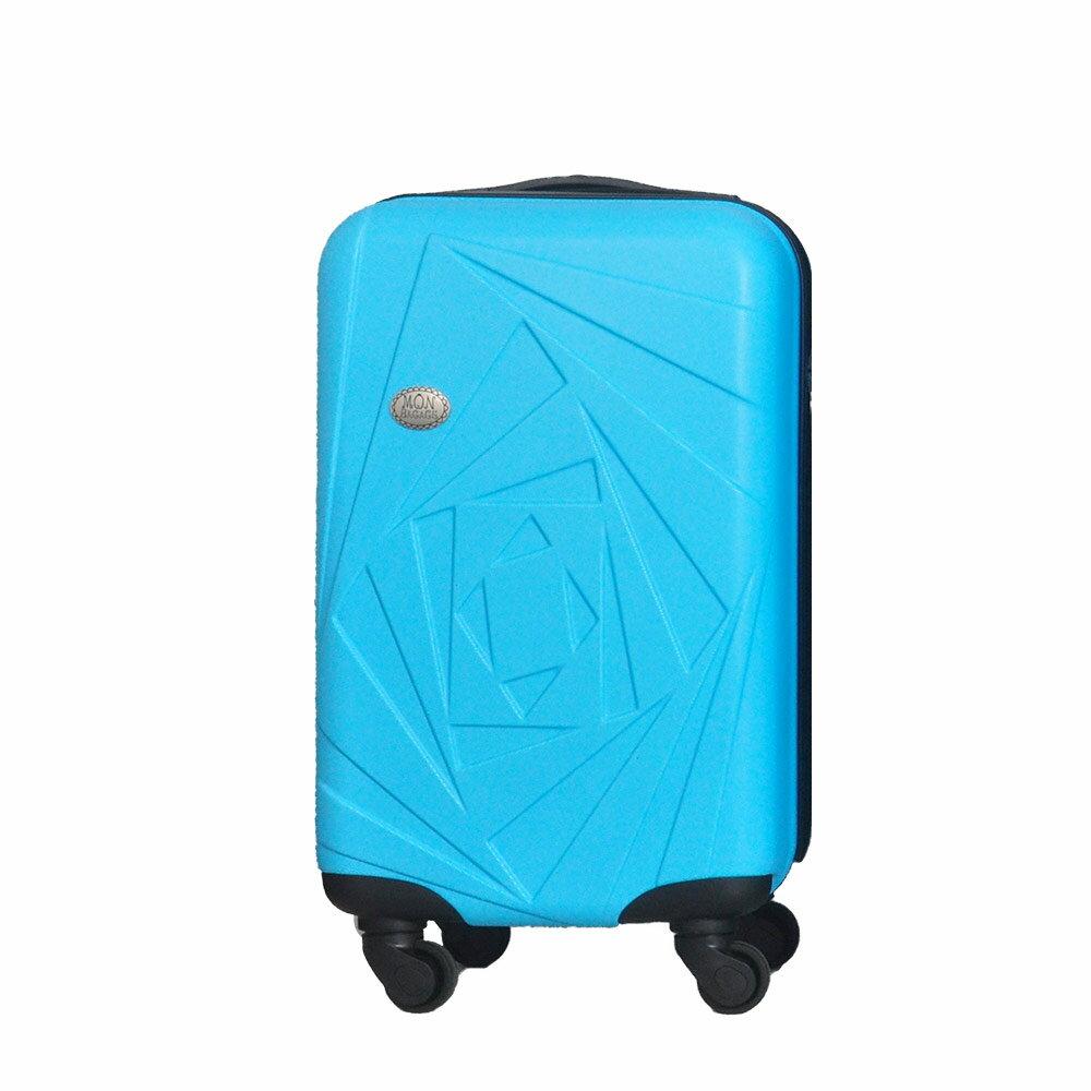 Mon Bagage 巴黎風情系列ABS輕硬殼 20寸 登機箱 旅行箱 行李箱 4