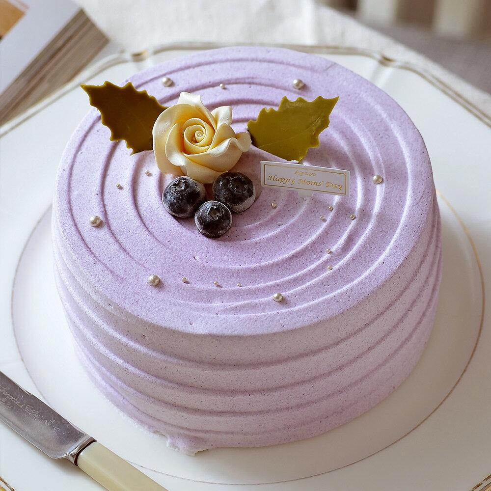 艾波索【大甲芋香戀人蛋糕6吋】 團購甜點 母親節蛋糕  網購蛋糕 0