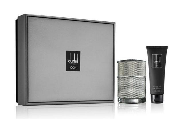 Dunhill ICON 經典男性魅力禮盒 (淡香精50ML+鬍後乳90ML) ☆真愛香水★