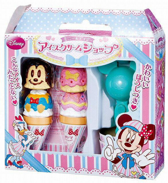 【真愛日本】15081400045 冰淇淋玩具禮盒 迪士尼 米老鼠米奇 米妮 玩具 辦家家酒