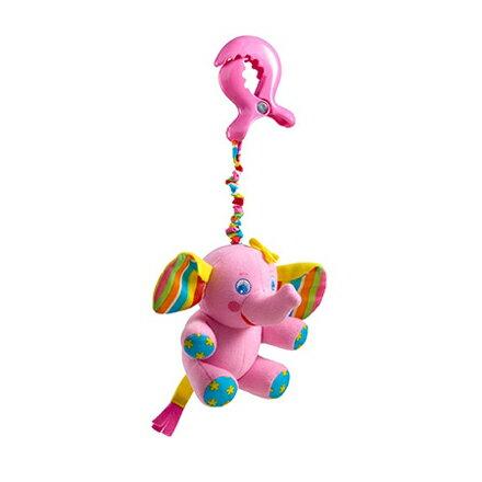 美國TinyLove夾偶-抖抖大象【悅兒園婦幼生活館】