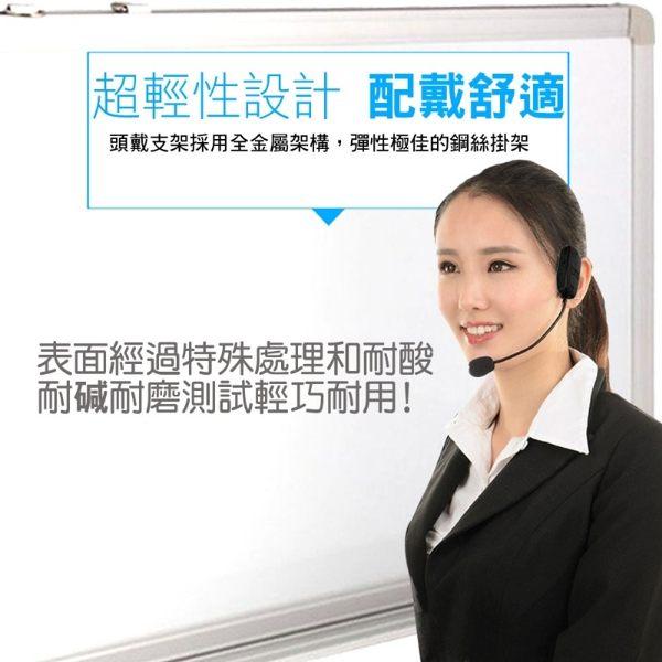 【HANLIN-2.4MIC】頭戴2.4G麥克風 隨插即用免配對@弘瀚科技