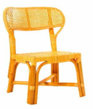 【MSL】彎背休閒/工作藤椅