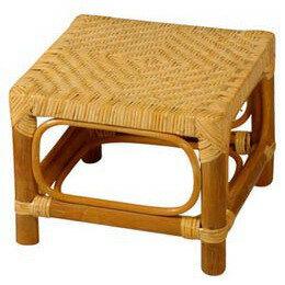 小四方藤椅(二入裝)