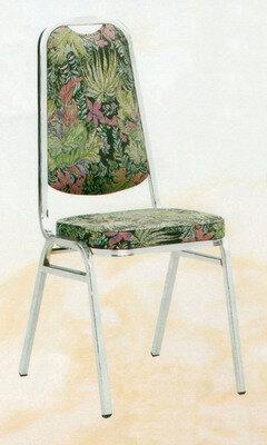 晶華皮面餐椅