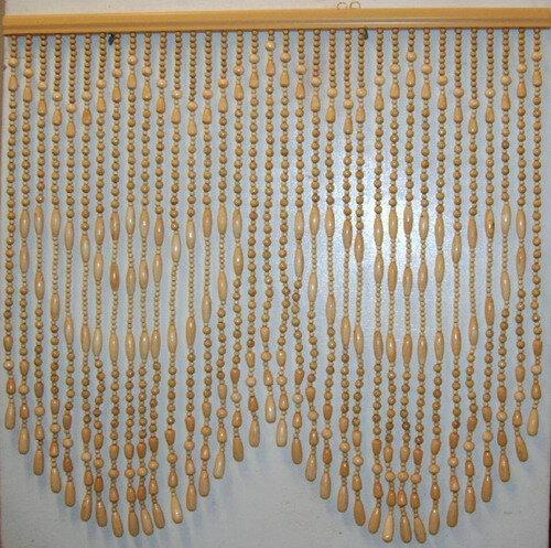 米詩蘭 日式木珠簾(免費宅配到家)360