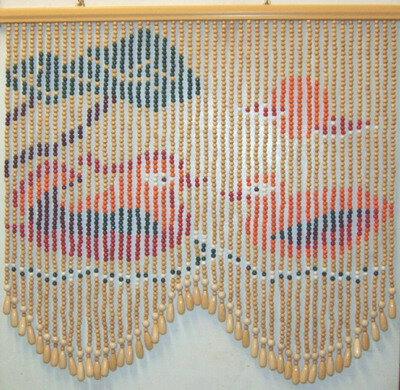 米詩蘭 日式木珠簾(免費宅配到家)726