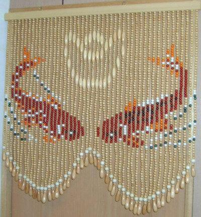 日式木珠簾(免費宅配到家)727