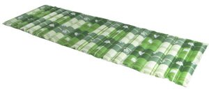森田涼水墊(三人坐沙發墊)綠楓葉