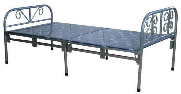 折疊式收納床架