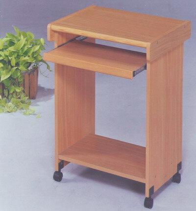 原木色電腦桌(小型)