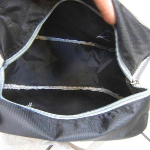~雪黛屋~航海王方形便當袋 正版授權公司貨商品 防水尼龍布可放水瓶網袋國家安檢合格OP2A33 黑