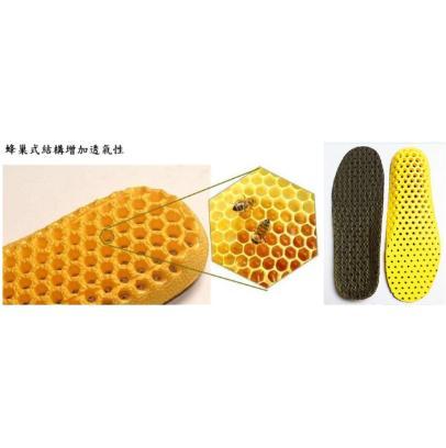 蜂巢式 氣墊鞋墊 透氣 吸震 衝評價 只要99元