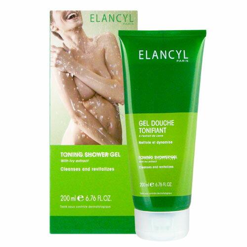 【即期出清】ELANCYL伊蘭纖姿 保濕沐浴凝膠200ml