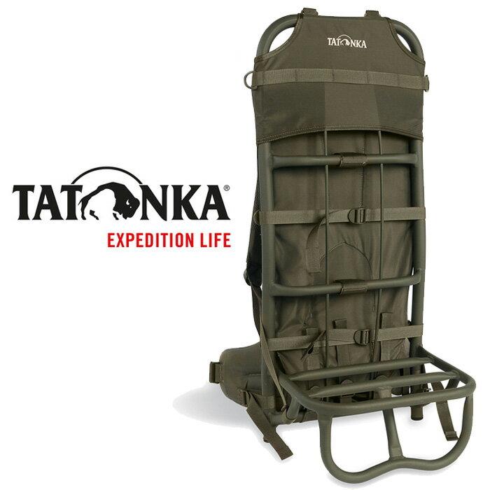 【TATONKA 德國】LASTENKRAXE 背包框架 登山背架 外架背包-橄欖綠/TTK1130-331