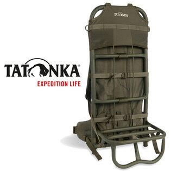 【TATONKA德國】LASTENKRAXE背包框架登山背架外架背包-橄欖綠/TTK1130-331