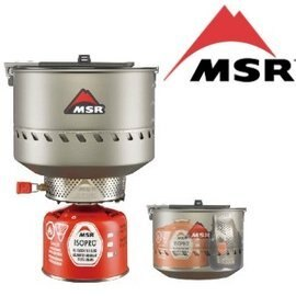 MSRReactor效率系統爐2.5L06902登山爐+鍋組ReactorStoveSystems2.5升
