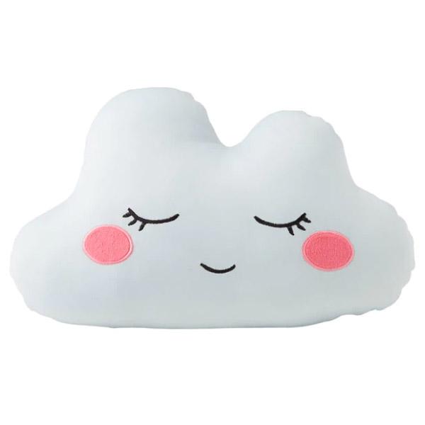接觸涼感 靠墊 MOCHIMOCHI N COOL 雲朵 Q 19 NITORI宜得利家居 1