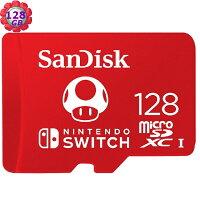 SanDisk 128GB 128G microSDXC【Nintendo SWITCH】microSD SD SDXC 100MB/s U3 SDSQXAO-128G 任天堂記憶卡 0