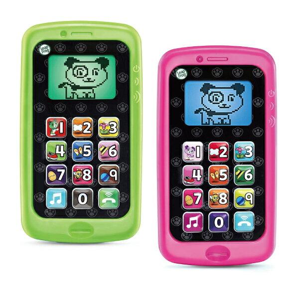 麗兒采家 美國 LeapFrog 跳跳蛙 數數聰明小手機 (兩款可選)
