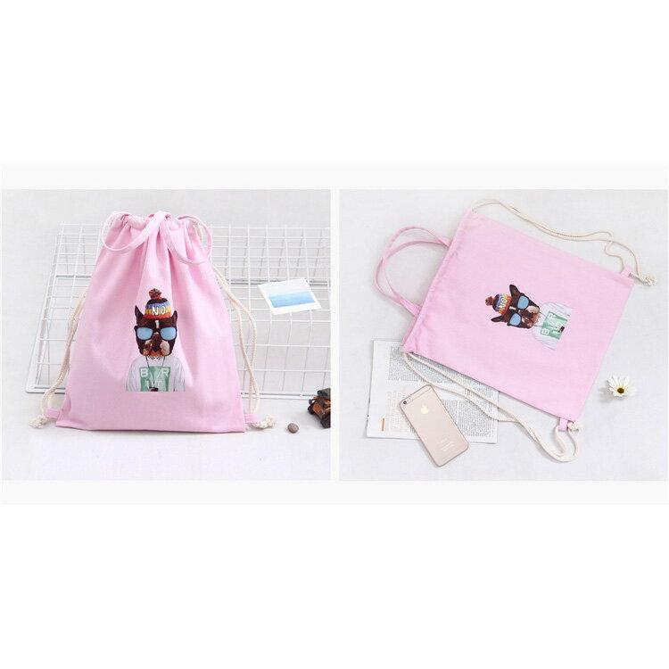 手提包 帆布包 手提袋 環保購物袋【SPBA22】 BOBI  11/10 2