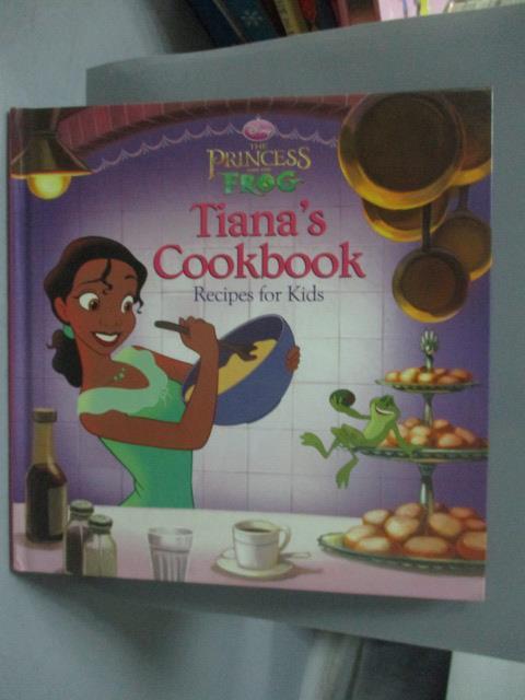 ~書寶 書T9/少年童書_ZAE~Tiana #x27 s Cookbook~Recipe