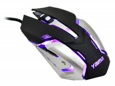 YAMAG40USB遊戲LED光學滑鼠電競滑鼠遊戲滑鼠電腦滑鼠【迪特軍】