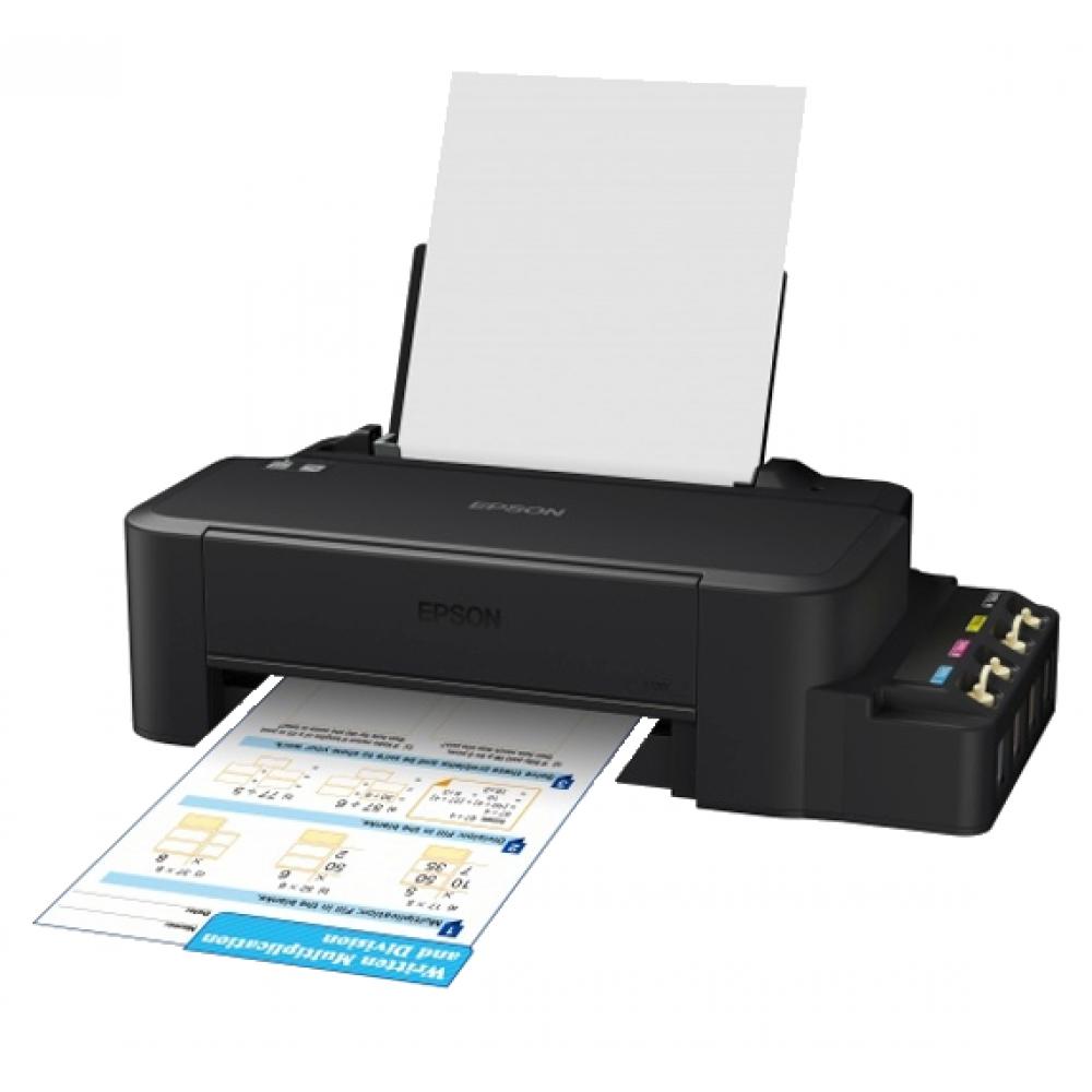 【憑發票可登入參加原廠活動】EPSON L120 連續供墨印表機+四色墨水1組。L310/L360/L365/L455/L565/L655